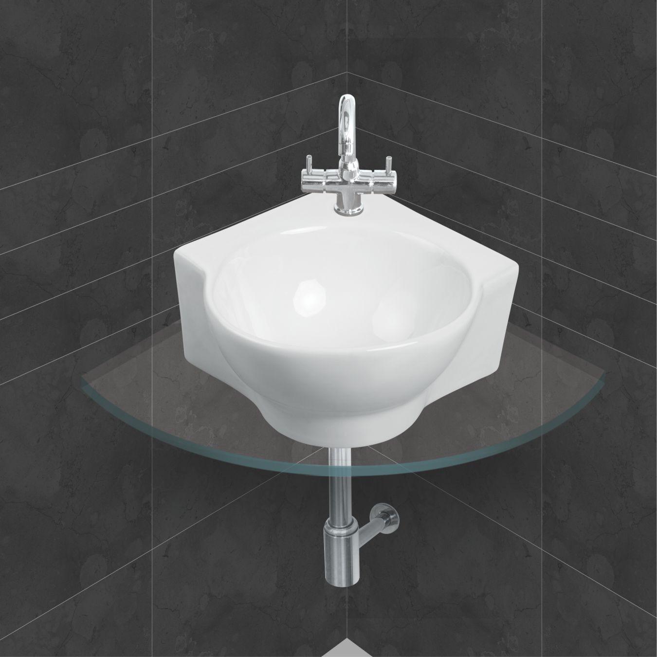 Buy Belmonte Bathroom Wall Hung Water Closet / EWC Mini ...