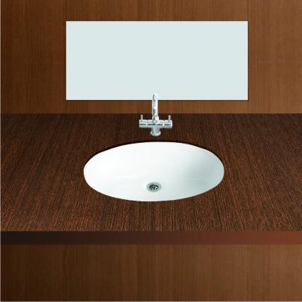 Buy Belmonte Under Counter Wash Basin 22 Inch X 16 Inch