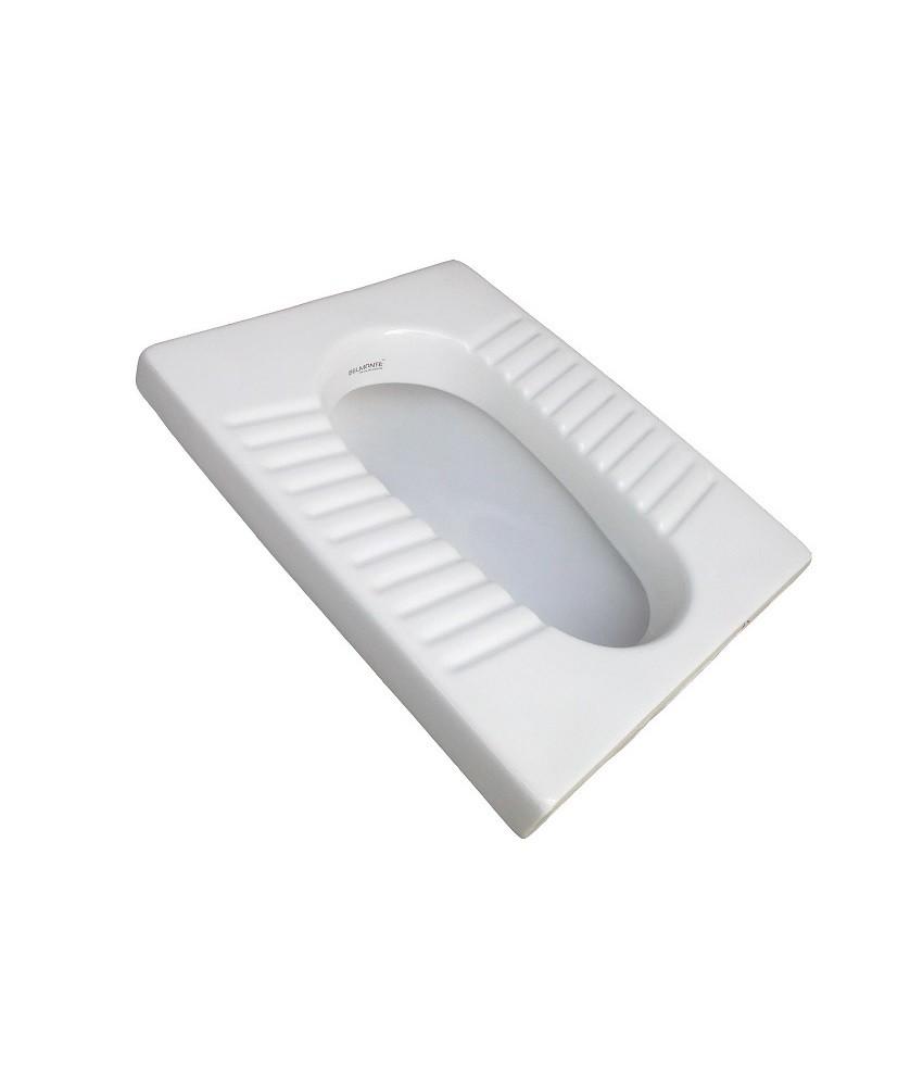 Buy Belmonte Orissa Pan 20 Inch White Online In India