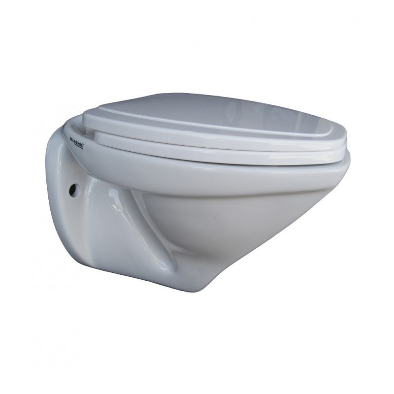 Belmonte Wall Hung Water Closet Cansil - Ivory