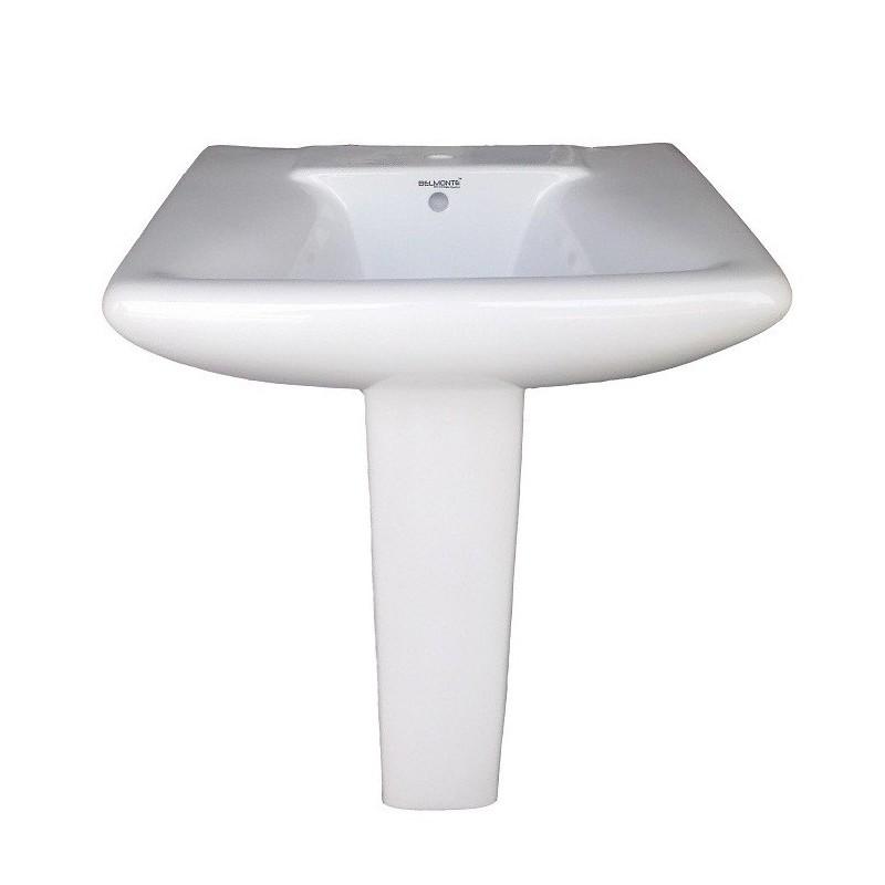 Belmonte Pedestal Wash Basin Aldus - Ivory