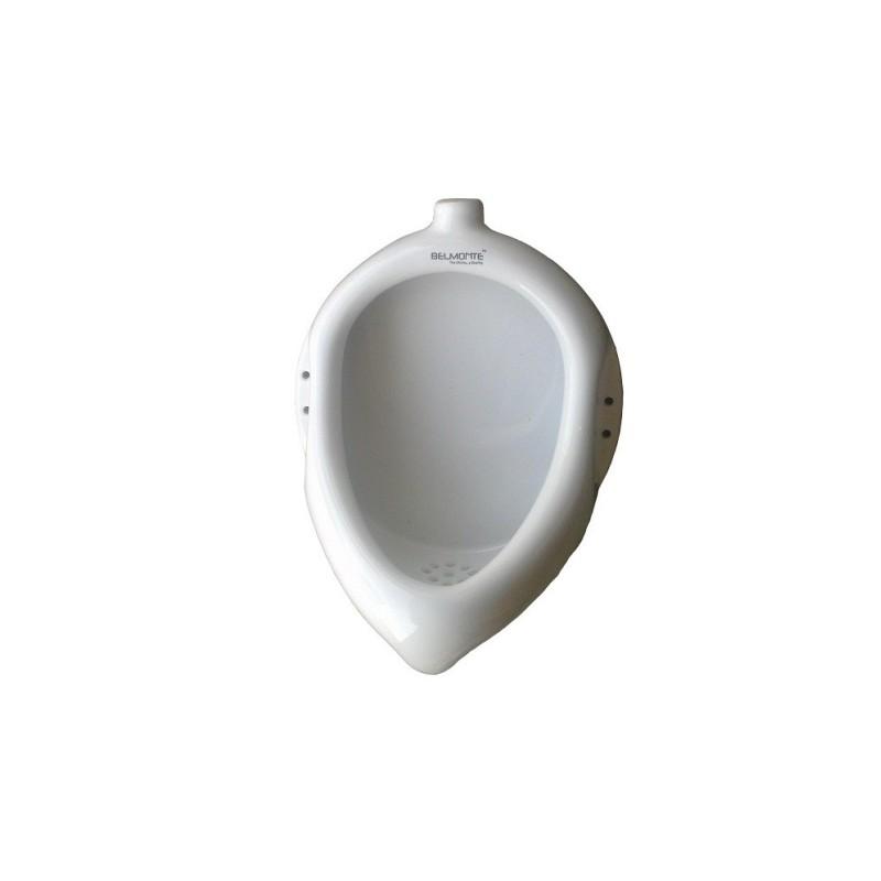 Belmonte Round Urinal - White
