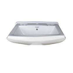Belmonte Wash Basin Sofia 23 Inch X 18 Inch Without Pedestal - White
